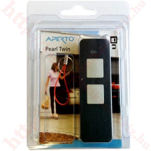 Sommer Pearl Twin - S10019-00004 kapunyitó - távirányító dobozos - kaputechnikaszerviz.hu