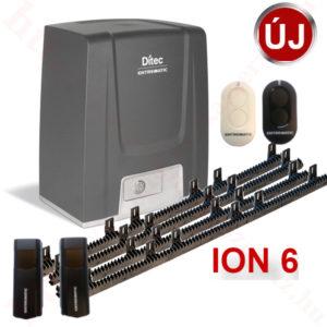 Ditec ION 6 elektromos kapunyitó szett - kaputechnikaszerviz.hu