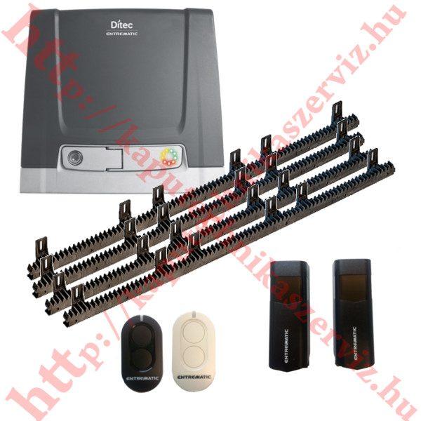 Ditec Neos 400 elektrmos, toló- vagy úszókapu nyitó szett - kaputechnikaszerviz.hu