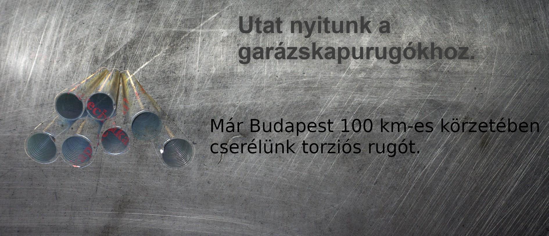 Garázskapurugók cseréje - kaputechnikaszerviz.hu