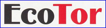 EcoTOR szekcionált garázskapuk gyártója logo