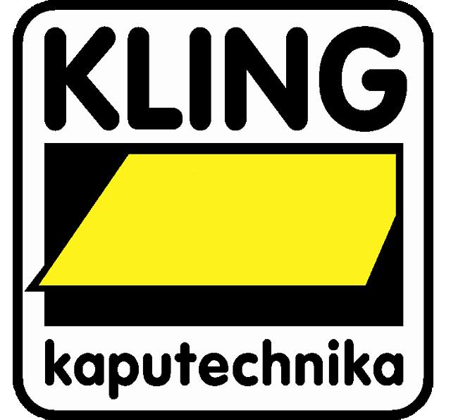 KLING kapzutechnika logo