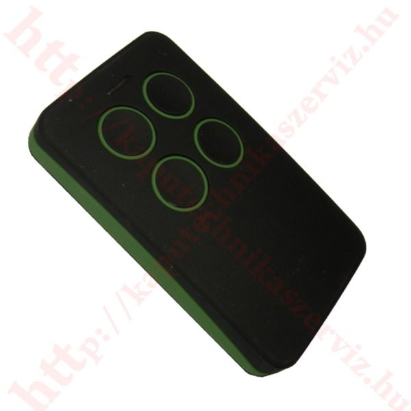 Multi Color zöld univerzális kapunyitó távirányító