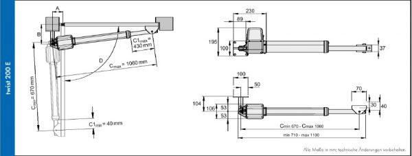 Sommer-twist-200E-kapunyito-motor-muszaki-rajz-kaputechnikaszerviz.hu