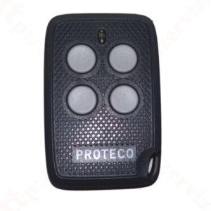 Proteco Angie 4 gombos kapunyitó távirányító - kaputechnikaszerviz.hu