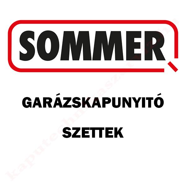 Sommer garázskapunyitó szettek